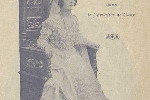 Un film perdu : Le Chevalier de Gaby (1920)