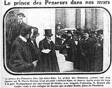 JEAN-PIERRE BRISSET, Prince des Penseurs