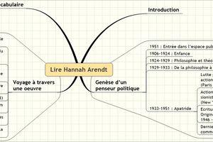 Lire Hannah Arendt (présentation aux éditeurs)
