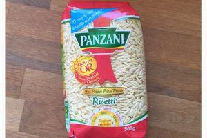 L'un veut des pâtes l'autre du riz? Plus de bagarre, y a du risetti