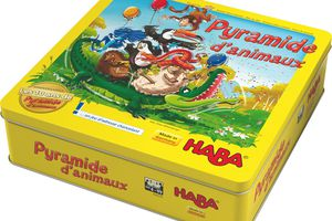 {Concours} Pyramide d'animaux HABA