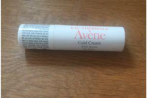 Stick lèvres Cold Cream Avène