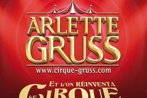 """Arlette Gruss """"Et l'on réinventa le cirque""""  {concours inside}"""
