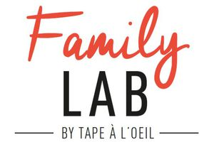Zoom sur le Family LAB Tape A l'Oeil