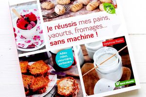 Je r ussis mes pains yaourts fromages sans machine for Fournisseur cuisine italienne