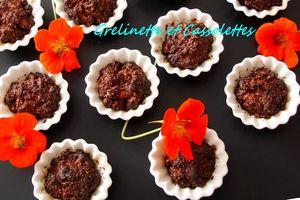 Muffins Pommes Chocolat