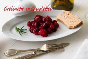 Compotée de Cranberries en Condiment