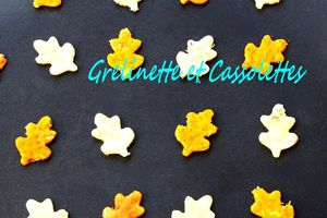 Crackers d'Automne