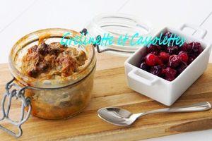 Petit Creux : Terrinette de Faisan et Condiment de Cranberries et considérations sur l'adaptabilité en cuisine