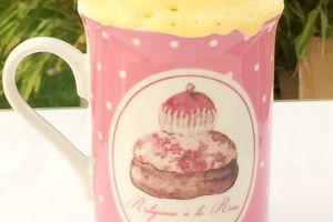 Mug Cake Yaourt & Chamallow