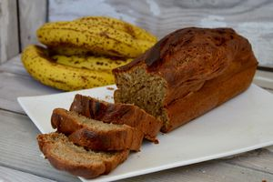 Banana bread hawaien