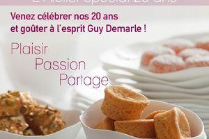 """Aire sur Adour accueille un """"atelier spécial 20 ans"""" Guy Demarle"""