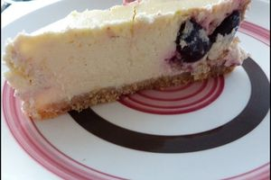 Cheesecake New-Yorkais aux cerises