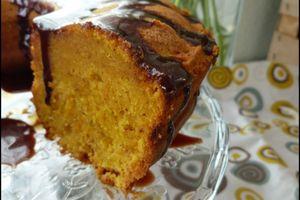Gâteau à la carotte brésilien - Bolo de Cenoura