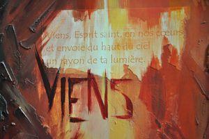 Prière universelle - Pentecôte 2014 - 08 juin