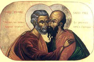 Priere universelle - Saint Pierre et Saint Paul, 29 juin