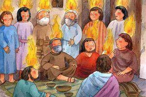 Jn 20, 19-23 - Pentecôte