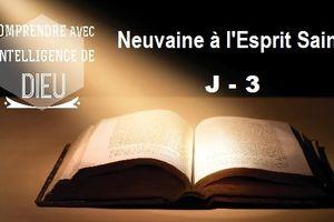 Neuvaine à l'Esprit Saint - Jour 3