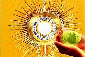 Eucharistie et Adoration du Saint Sacrement