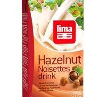 Lima : Boisson 100% végétale au bon goût de noisettes