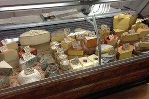 "Boutique ""La Passion du Fromage"""