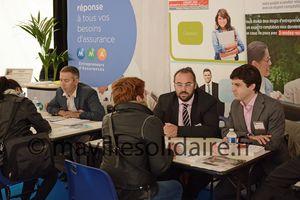 La Roche-sur-Yon. Forum de création d'entreprise.