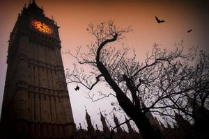 Fêter Halloween à Londres... Mouahahahahah!