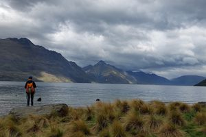 Queenstown et Moke Lake ~ Nouvelle Zélande