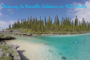 100 articles pour découvrir la Nouvelle Calédonie