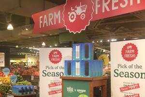 Exclusif : Amazon Echo en vente chez Whole Foods dès aujourd'hui et en promo. La réponse immédiate à Walmart Google!