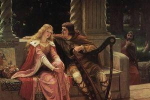 L'amour courtois : Lancelot, Tristan et Iseut
