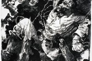 «Soldat Edward Romano», Compagnie K (1933), William March (1893-1954) par les 3eE
