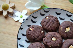 Biscuits  à la poudre de cacao
