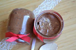 Mousse au chocolat au robot