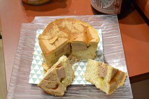 Bocal de foie gras de canard en brioche #Georges Bruck