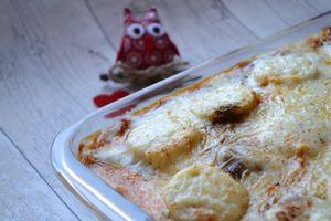 Lasagne et quenelles