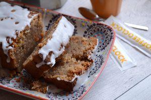 Carrot Cake #sans oeuf #sans beurre