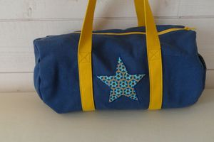 enfin un sac polochon pour mon Loulou