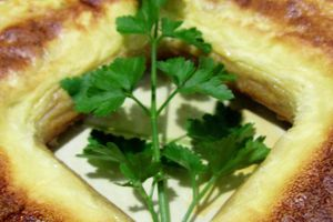 Quiche aux Harengs Doux