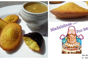 Madeleines for Béné