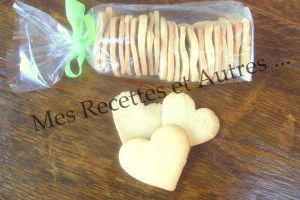 Petits Biscuits Coeurs