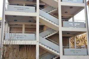 Escaliers (6): Besançon (2)