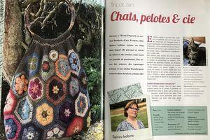 Passion Tricot n°8 - Chats, pelotes et Cie !