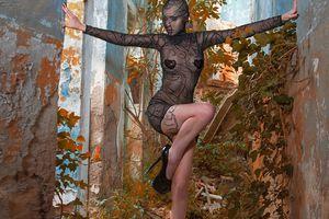 Collection Halloween Catanzaro chez DEMONIA