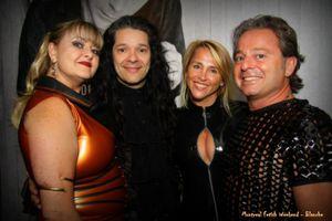 Les rencontres de P.Catanzaro au Montréal Fetish Weekend
