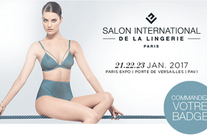Salon International de la Lingerie de Paris. 21.22.23 Jan.2017