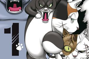 Street Fighting Cat chez Doki Doki