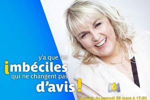 Les News Télé du Lundi 7/04/14 : Boom, Sidaction, Damidot, Genest, Monte le son...