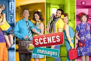 Audiences Tv 22/09/14: TF1 leader moyen. Castle et Scènes de ménages se défendent. Fr3 faible. La TNT puissante. Fr5 5e.