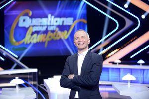 """Samuel Etienne à Questions pour un champion: """"Je ne l'ai pas vue venir""""."""